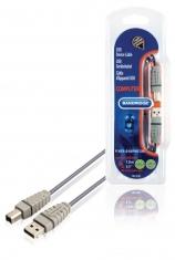 Bandridge Bcl4101 Usb Apparaten Kabel 1,0 M