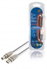 Bandridge BCL4102 Usb Apparaten Kabel 2,0 M