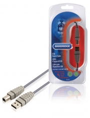 Bandridge BCL4105 Usb Apparaten Kabel 4,5 M