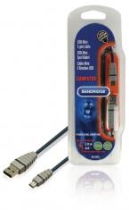 Bandridge BCL4402 Usb Mini 5-pin Kabel 2,0 M