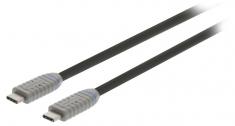 Bandridge BCL5202 Usb 3,1 Kabel Usb-c Male - Usb-c Male 1,00 M Gen 2 (10 Gbps)