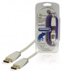 Bandridge Bbm37000w20 Digitale Displayport Kabel 2,00 M