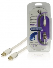 Bandridge Bbm37500w30 Mini Displayport Kabel 3,0 M