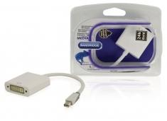 Bandridge Bbm37750w02 Mini Displayport ? Dvi Adapter 0,2 M / 0,6 Ft