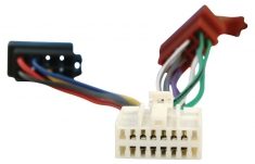 HQ Iso-panason16p Iso Kabel voor Panasonic Auto Audioapparatuur