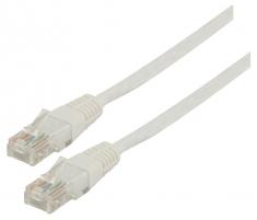 Valueline Utp-0008-2 wh Niet Afgeschermde Rj45 Cat 5e Netwerkkabel 2,00 M Wit