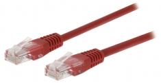 Valueline VLCT85000R30 Cat5e Utp Netwerkkabel Rj45 (8/8) Male - Rj45 (8/8) Male 3,00 M Rood