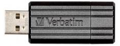 Verbatim Vb-fd2-16g-psb Usb2,0 Stick 16 Gb Pinstripe Zwart