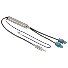 Hama Antenne Adapter Vw 2Xfakra Din