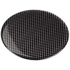 Hama Contactadapterpad Zelfklevend Carbon Flexible 85mm