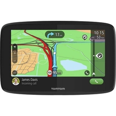 TomTom Go Essential EU49 Navigatieapparaat 5 inch Zwart