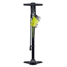 DRESCO Fietspomp Metaal En Meter Pro