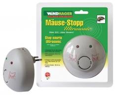 Windhager 05017 Ultrasonic Muizen-Stopper 80m2