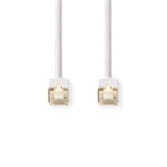 Nedis CCBW85221WT300 Netwerkkabel Cat6 S/ftp Rj45 (8p8c) Male - Rj45 (8p8c) Male 30 M Wit