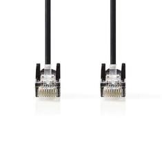 Nedis CCGP85100BK100 Cat5e Utp-netwerkkabel Rj45 Male - Rj45 Male 10 M Zwart