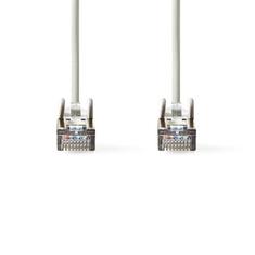 Nedis CCGP85121GY300 Cat5e Sf/utp-netwerkkabel Rj45 Male - Rj45 Male 30 M Grijs