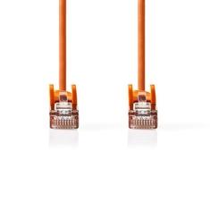 Nedis CCGP85121OG100 Cat5e Sf/utp-netwerkkabel Rj45 Male - Rj45 Male 10 M Oranje