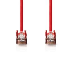 Nedis CCGP85121RD100 Cat5e Sf/utp-netwerkkabel Rj45 Male - Rj45 Male 10 M Rood