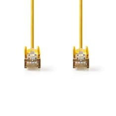Nedis CCGP85121YE100 Cat5e Sf/utp-netwerkkabel Rj45 Male - Rj45 Male 10 M Geel