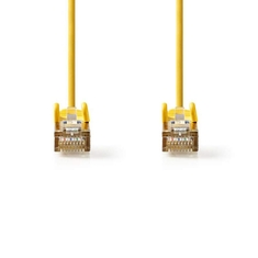 Nedis CCGP85121YE300 Cat5e Sf/utp-netwerkkabel Rj45 Male - Rj45 Male 30 M Geel