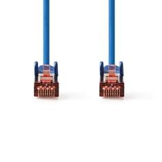 Nedis CCGP85221BU100 Cat6 S/ftp-netwerkkabel Rj45 Male - Rj45 Male 10 M Blauw