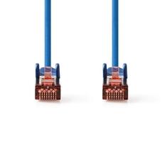 Nedis CCGP85221BU150 Cat6 S/ftp-netwerkkabel Rj45 Male - Rj45 Male 15 M Blauw