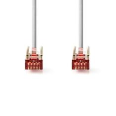 Nedis CCGP85221GY200 Cat6 S/ftp-netwerkkabel Rj45 Male - Rj45 Male 20 M Grijs