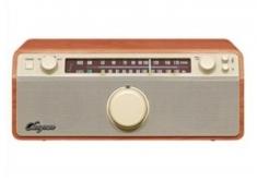 Sangean WR-12 Retro Design Radio Walnoot