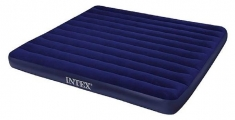 Intex 68755 King Size Classic Downy Airbed 203x183x22cm