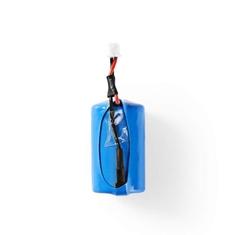 Nedis LOCKBLGB10BU Fietsslot Vervanging Batterij 3 V Dc 800 Mah