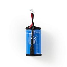Nedis LOCKBLGB20BU Hangslot Vervanging Batterij 3 V Dc 600 Mah