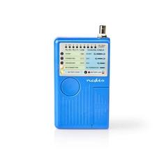 Nedis NWCTM100BU Lan Kabel Tester