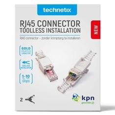Technetix Rj45 Connector Click
