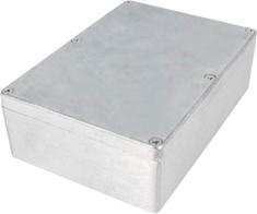 RND Components RND 455-00372 Metalen Behuizing. Aluminium. 121 X 171 X 55 Mm. Aluminium Alloy /