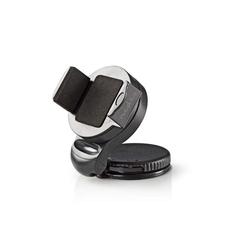 Nedis SCMT400BK Smartphone-houder Voor Auto Zuignap Over 360° Draaibaar Over 90° Kantelb