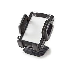 Nedis SCMT600BK Smartphone-houder Voor Auto 3-in-1 Ventilatierooster / Zuignap / Kleefvlak