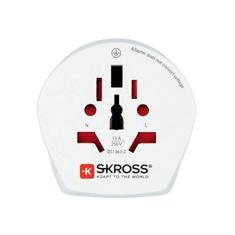 Skross SKR1500213E Reisadapter Combo - Wereld-naar-italië Geaard