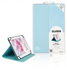 "Sweex SA317V2 Tablet Folio Case 7"" Blue"