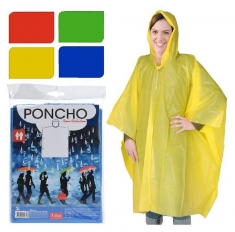 Regen Poncho Assorti