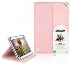 """Sweex SA364V2 Tablet Folio Case 10,1"""" Pink"""