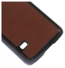 MW Hard Case Plated Bruin voor Samsung Galaxy S5 Mini