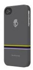 Skullcandy Hard Case Trace Low Profile Grijs voor Apple iPhone 4/4S
