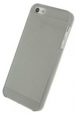 TPU Case Transparant Zwart Diamant voor Apple iPhone 4/4S
