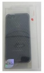 Aegis TPU Case Skin Smoke voor Apple iPhone 5/5S