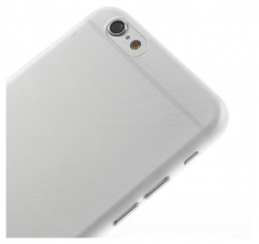 MW Ultra Thin Hard Case Transparant voor Apple iPhone 6