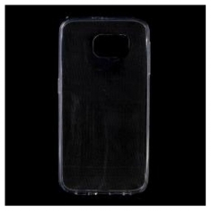 MW Ultra Thin TPU Case Transparant voor Samsung Galaxy S6