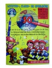 Kleur- en Liedjesboek + CD