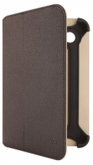 Belkin Bi-Fold Folio Case F8M386cwC01 Bruin voor Samsung Galaxy Tab 2 7,0