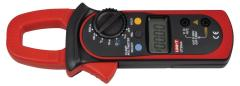 UNI-T UT204A Current Clamp Meter, 600 Aac, 600 Adc, Avg