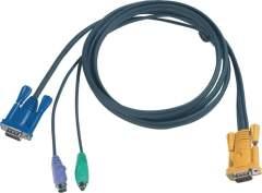Aten 2L-5206P Kvm Special Combination Cable. Vga/ps/2